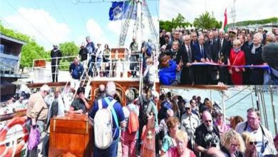 Photo of سفينة «شباب عُمان» تفوز بجائزة الصداقة الدولية في هولندا