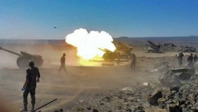 Photo of الجيش السوري يرد على مصدر القذائف التركية