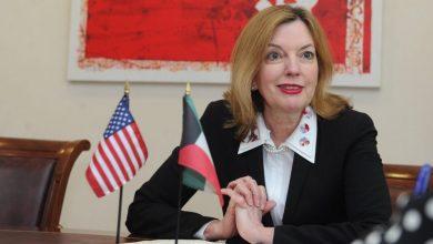 Photo of مساعدة وزيرالخارجية الأمريكية تشيد بالمرأة المصرية