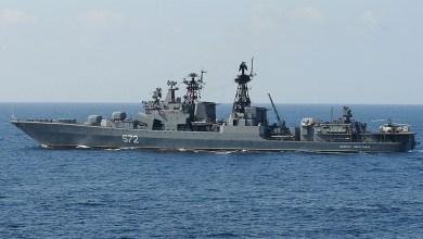 Photo of البحرية الأمريكية: مدمرة روسية كادت تصدم طرادا أمريكيا