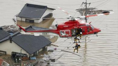 Photo of إعصار داناس يتجه إلى شبه الجزيرة الكورية
