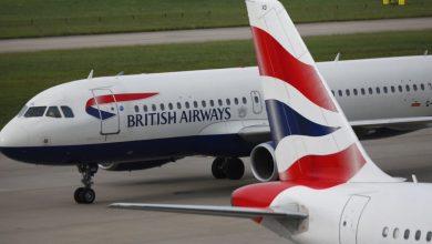 Photo of تغريم الخطوط الجوية البريطانية 204 ملايين يورو لانتهاك بيانات عملائها