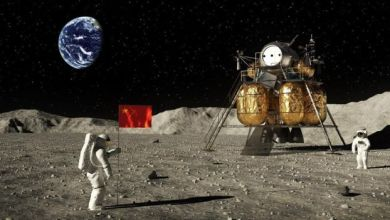 Photo of اتفاق روسي صيني أوروبي على إنشاء محطة علمية على سطح القمر