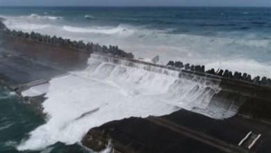 Photo of أمريكا تبني جدارًا لحماية سكان السواحل من الأمواج العاتية
