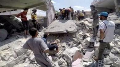 Photo of الأمم المتحدة: مقتل أكثر من 100 مدني في ضربات جوية نفذتها سوريا وحلفاؤها