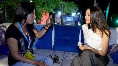 Photo of راديو صوت العرب من أمريكا يحاور المطربة فايا يونان في رحاب مهرجان قرطاج
