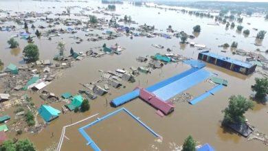 Photo of إجلاء أكثر من ألف شخص خلال فيضانات ضربت إيركوتسك الروسية