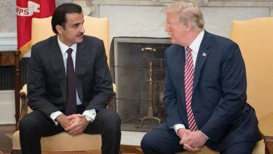 Photo of أمير قطر يلتقي الرئيس الأمريكي في واشنطن 9 يوليو