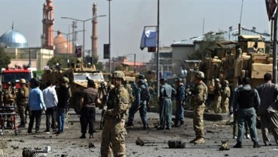 Photo of تفجير انتحاري في كابل وطالبان تعلن مسؤوليتها