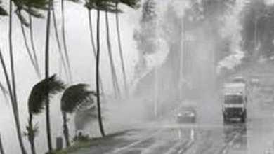 "Photo of إعصار ""باري"" يضرب ولاية لويزيانا الأمريكية"