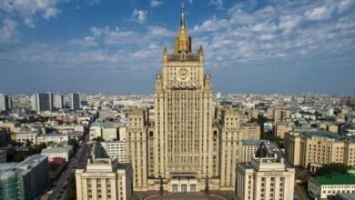 Photo of الخارجية الروسية تستدعي الوزير المفوض بالسفارة الأمريكية لدى موسكو