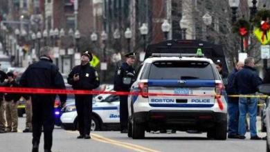 Photo of اعتقال شخصين في واشنطن بعد احتجاجات عنيفة وإضرام النار في العلم الأمريكي