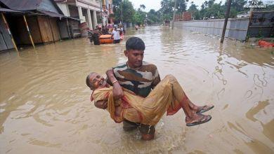 Photo of الفيضانات تشرد أكثر من 21 ألف شخص في ميانمار