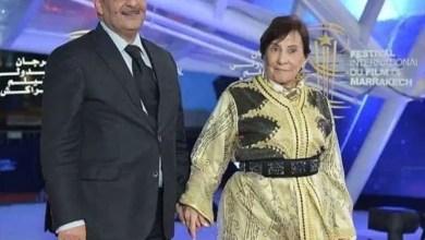 Photo of تشييع جنازة الممثلة أمينة رشيد.. إحدى رائدات فن التمثيل في المغرب