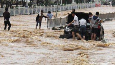 Photo of إجلاء أكثر من مليون شخص بسبب إعصار ليكيما في الصين