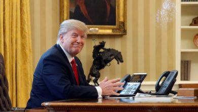 """Photo of مسئولون : ترامب يروج لـ""""صفقة القرن"""" من أجل """"نوبل"""""""