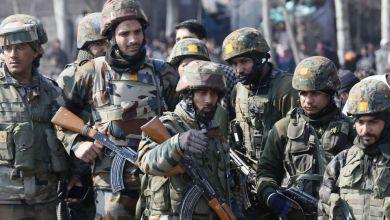 Photo of الهند ترسل المزيد من الجنود إلى كشمير