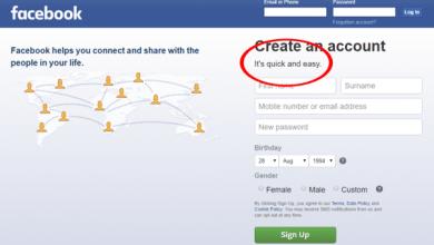 "Photo of فيسبوك يحذف فجأة عبارته الشهيرة""مجاني وسيظل دائما"""