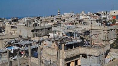Photo of تجدد الاشتباكات بمخيم للاجئين الفلسطينيين في جنوب لبنان