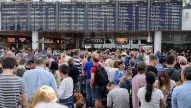 Photo of إلغاء 130 رحلة طيران في ميونيخ بسبب راكب