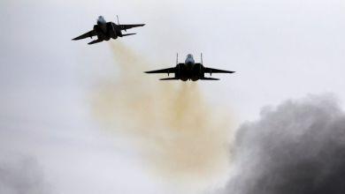 Photo of الطيران الإسرائيلي يشن غارة جوية على قطاع غزة