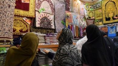 "Photo of أسواق ""مكة المكرمة "" الشعبية تجذب ملايين الحجاج إليها"