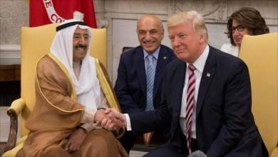 Photo of ترامب يستضيف أمير الكويت في البيت الأبيض منتصف سبتمبر