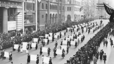 Photo of بعد 99 عامًا من النضال .. هل حصلت المرأة الأمريكية على كامل حقوقها؟