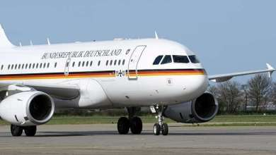 Photo of عطل فني يصيب طائرة رئيس ألمانيا