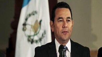Photo of براءة نجل وشقيق رئيسجواتيمالا من تهم الفساد المالي