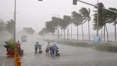 "Photo of إعصار ""لينج لينج"" يعطل 270 رحلة جوية في كوريا الجنوبية"