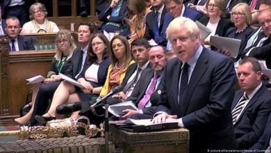 Photo of البرلمان البريطاني يرفض مقترح جونسون بإجراء انتخابات مبكرة
