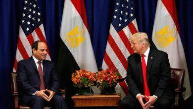 Photo of ترامب يدعم السيسي وساندرز يطالبه باحترام حق التظاهر