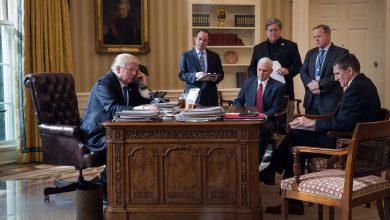 Photo of هل تدفع فضيحة اتصال ترامب بالرئيس الأوكراني لبدء إجراءات عزله؟