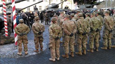 Photo of الولايات المتحدة تنشر 500 جندي في ليتوانيا