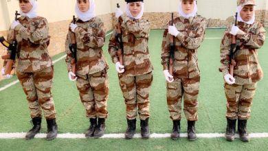 Photo of لأول مرة.. عرض عسكري نسائي في السعودية