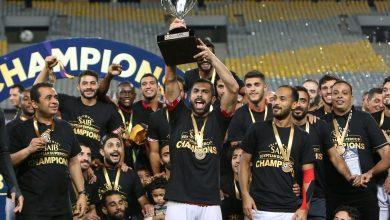 Photo of الأهلي بطلاً لكأس السوبر المصري للمرة الـ11 في تاريخه