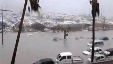 """Photo of إعلان الطوارئ في تكساس بعد اجتياح العاصفة """"إيميلدا"""""""