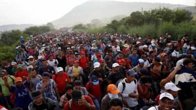 Photo of السلفادور تنشر 800 شرطى لمنع عبور المهاجرين المتجهين لأمريكا