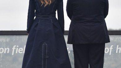 Photo of فستان ميلانيا ترامب يثير غضب وانتقادات رواد مواقع التواصل