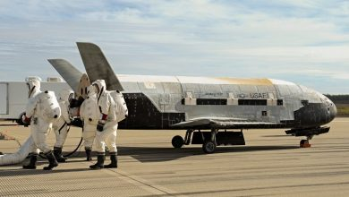 Photo of الطائرة الفضائية السرية تهبط في فلوريدا بعد رحلة استمرت عامين