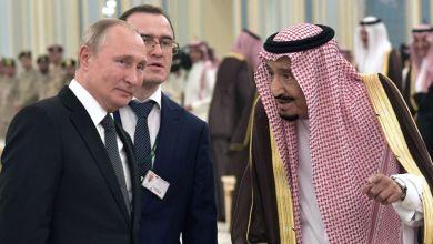 Photo of هدية نادرة من بوتين للعاهل السعودي
