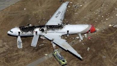 Photo of تحطم طائرة ركاب في ألاسكا خلال الهبوط