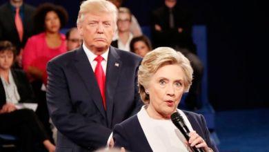 Photo of ترامب ينتقد هيلاري كلينتون ويصفها بالمجنونة