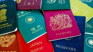 Photo of أقوى جوازات السفر.. اليابان وسنغافورة عالميًا، والإمارات عربيًا