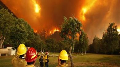 Photo of إجلاء 90 ألف شخص جراء حرائق ولاية كاليفورنيا الأمريكية