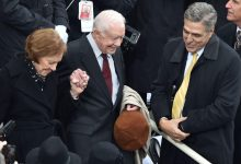 Photo of كسر في الحوض ينقل الرئيس الأسبق جيمي كارتر إلى المستشفى