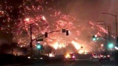 Photo of سكان كاليفورنيا يستعدون لأكبر وأطول انقطاع للتيار الكهربائي