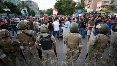 Photo of الجيش اللبناني يؤكد دعمه للتظاهر السلمي ومطالب المحتجين
