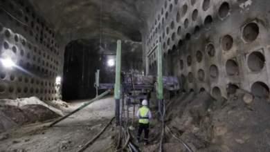 Photo of إسرائيل تحفر مقبرة ضخمة تحت الأرض في القدس
